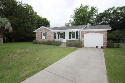 James Island Single Family Home For Sale: 1319 Hampshire Road