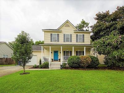 Charleston Single Family Home For Sale: 2646 Lani Court