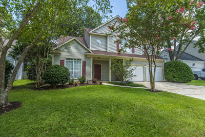 Goose Creek Single Family Home Contingent: 220 Candleberry Circle