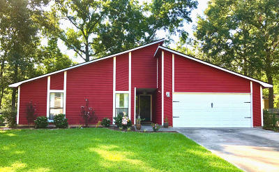 North Charleston Single Family Home For Sale: 2819 Chicopee Drive