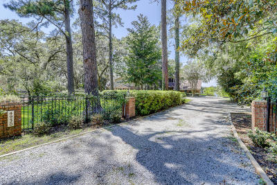 North Charleston Single Family Home For Sale: 4930 Lambs Road