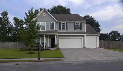 Summerville Single Family Home For Sale: 110 Scotland Drive