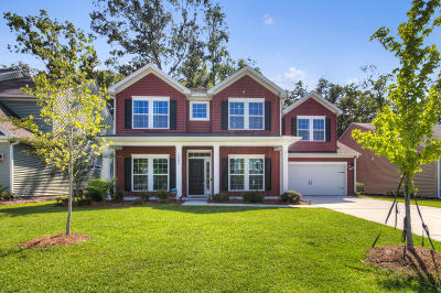 North Charleston Single Family Home Contingent: 8535 Marsh Overlook