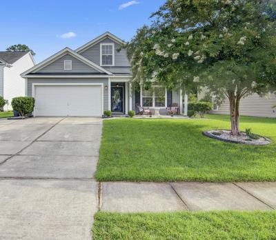 Berkeley County Single Family Home For Sale: 1106 Moss Grove Drive