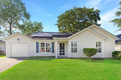 North Charleston Single Family Home Contingent: 5086 Westview Street