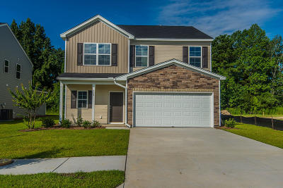 Summerville Single Family Home For Sale: 109 Clydesdale Circle