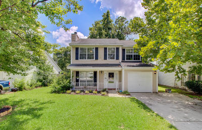 Goose Creek Single Family Home Contingent: 231 Hastings Drive