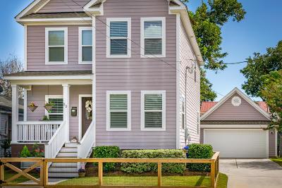 Charleston Single Family Home Contingent: 89 Simons Street