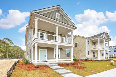 Berkeley County Single Family Home For Sale: 165 Rowans Creek Drive