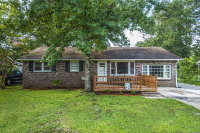 Goose Creek Single Family Home Contingent: 222 N Pandora Drive