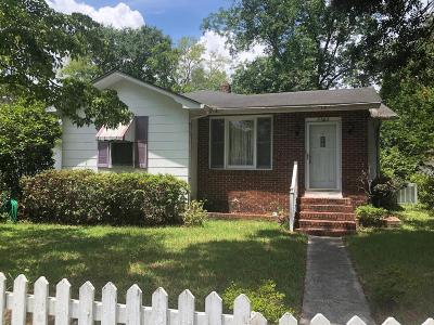 North Charleston Single Family Home Contingent: 2662 Poplin Avenue
