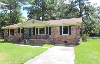 Goose Creek Single Family Home For Sale: 123 Virginia Street