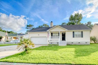 Summerville Single Family Home Contingent: 442 Courtland Drive