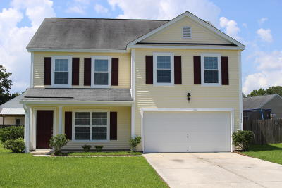 Hanahan Single Family Home For Sale: 1167 Deerberry Road