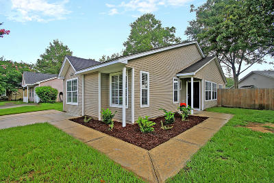 Summerville Single Family Home Contingent: 505 Hedge Way