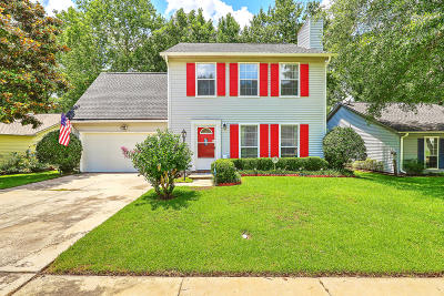 Goose Creek Single Family Home For Sale: 117 Lowndes Road