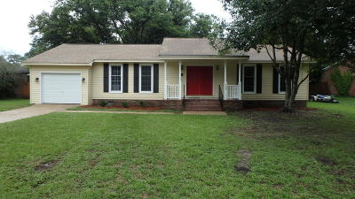 Summerville Single Family Home Contingent: 109 Sandtrap Road