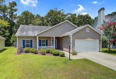 Summerville Single Family Home Contingent: 157 Cableswynd Way