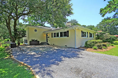 Charleston Single Family Home For Sale: 725 Shelley Road