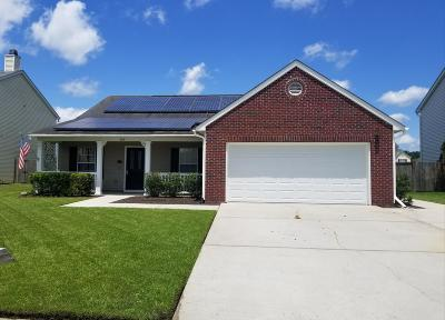 Berkeley County, Charleston County, Dorchester County Single Family Home For Sale: 544 Holiday Drive