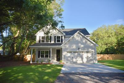 Single Family Home Contingent: 705 Fort Johnson Road