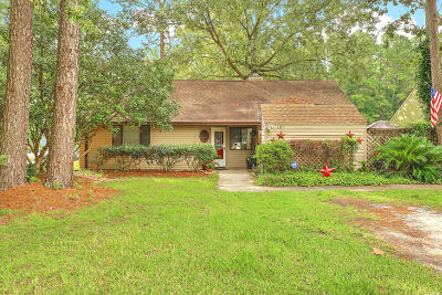 Summerville Single Family Home Contingent: 104 Astor Court