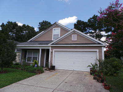 Hanahan Single Family Home Contingent: 1116 Deerberry Road