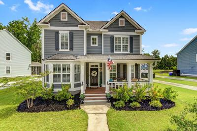 Charleston Single Family Home For Sale: 2739 Rutherford Way