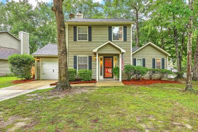 North Charleston Single Family Home Contingent: 7932 Riverbirch Lane