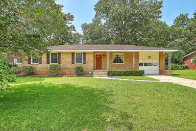 Dorchester County Single Family Home For Sale: 108 Richter Drive