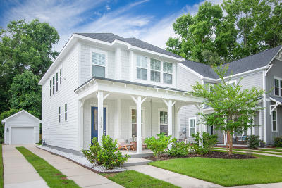 Charleston Single Family Home For Sale: 1904 Fleming Woods Road