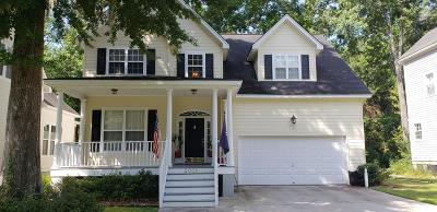 Charleston Single Family Home For Sale: 2008 Izard Court