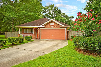 Ladson Single Family Home For Sale: 203 Road Runner Court