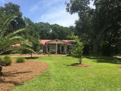 Charleston Single Family Home For Sale: 480 Wade Hampton Drive