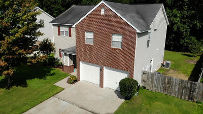 Ladson Single Family Home For Sale: 254 Ponderosa Drive