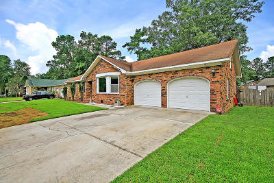 Ladson Single Family Home For Sale: 806 Eastern White Pines Road