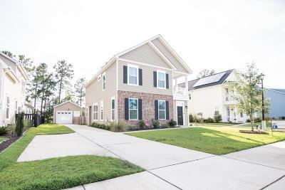 Single Family Home Contingent: 7416 Purser Lane