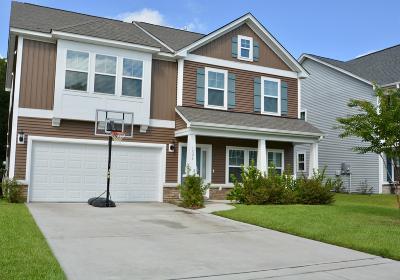 Johns Island Single Family Home For Sale: 1594 Fishbone Drive