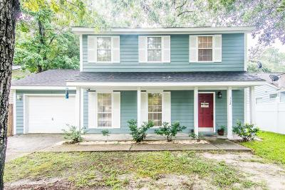 Summerville Single Family Home Contingent: 112 Corsair Street