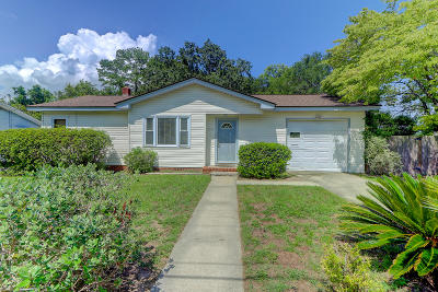 North Charleston Single Family Home For Sale: 5040 Walker Street