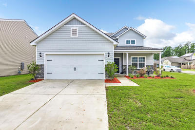 Moncks Corner Single Family Home For Sale: 337 Fox Ridge Lane