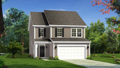 Ladson Single Family Home Contingent: 1733 Refuge Drive