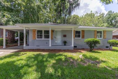 North Charleston Single Family Home Contingent: 1161 Sherwood Street
