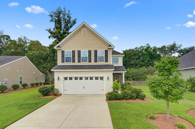 Ladson Single Family Home Contingent: 3636 Pimmit Place