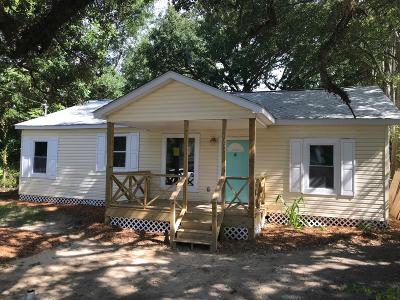 North Charleston Single Family Home Contingent: 1056 Bexley Street