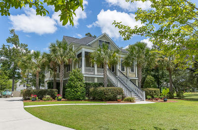 Charleston Single Family Home For Sale: 1240 Blue Sky Lane