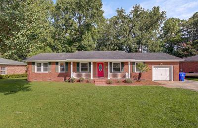 Berkeley County, Charleston County, Dorchester County Single Family Home For Sale: 8530 Delhi Road