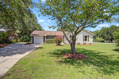 Moncks Corner Single Family Home For Sale: 201 High Hill Drive