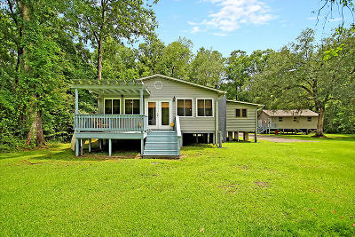 Dorchester County Single Family Home For Sale: 384 Shoofly Road
