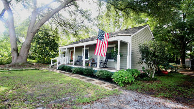 Summerville Single Family Home For Sale: 105 Rainbow Road